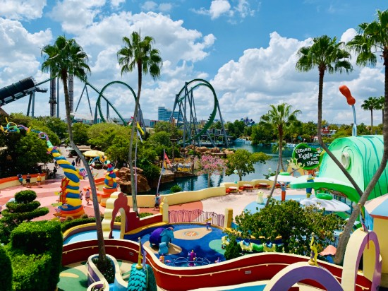 Top 5 Rides: Universal's Islands of Adventure