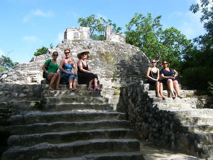 Pyramid Xcaret