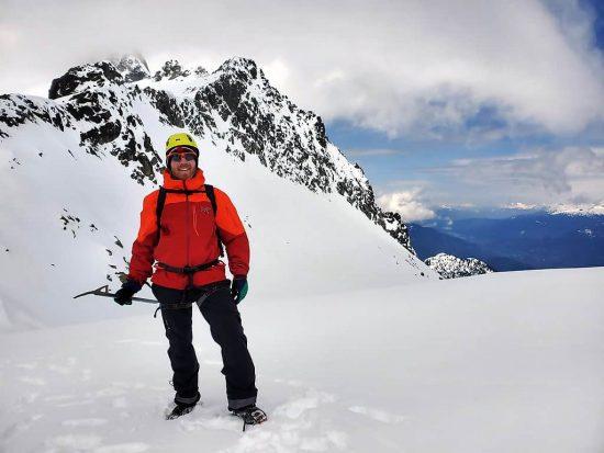 Josh Tantalus Mountain Range