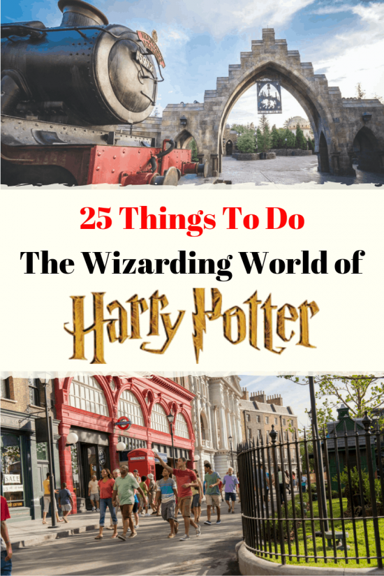 25 Magical Tips Harry Potter