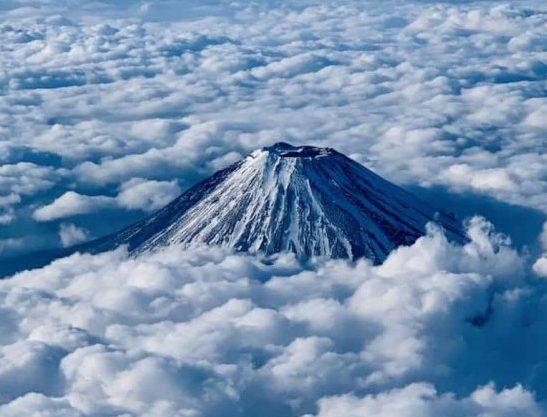 Mt Fuji Japan Tokyo 2020