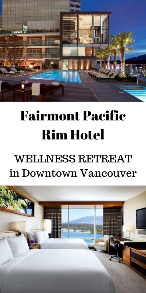 Fairmont Pacific Rim in downtown Vancouver