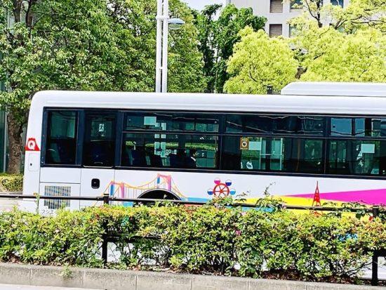 Fuji-Q Highland Bus