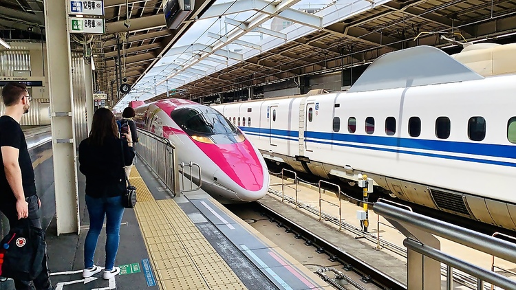 JR Pass, Shinkansen and Hello Kitty – A Guide to Trains in Japan