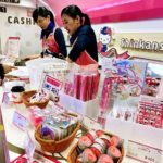 Hello Kitty Shinkansen Gift Shop