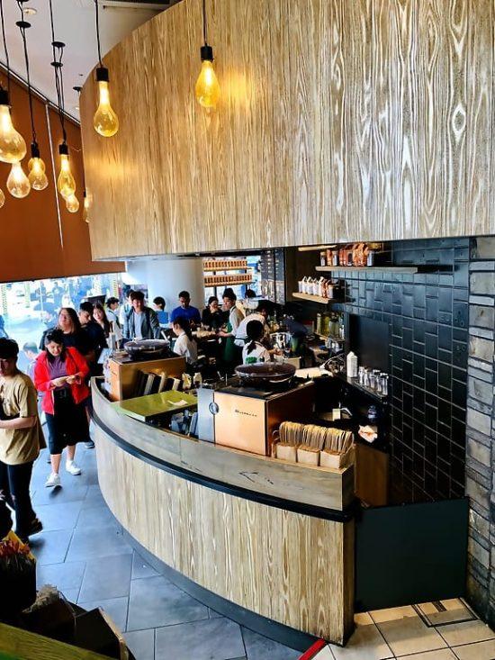 Tokyo The Scramble Starbucks