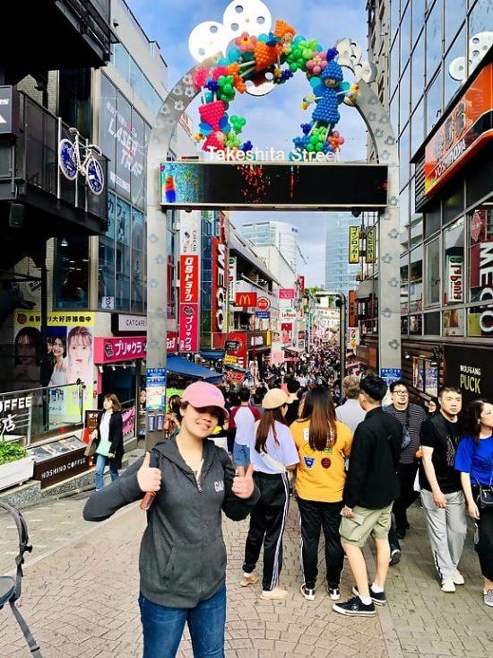 Tokyo Harajuku Takeshita Street