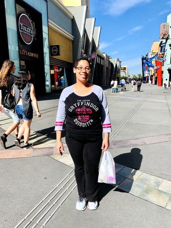 Universal Studios Japan City Walk Harry Potter