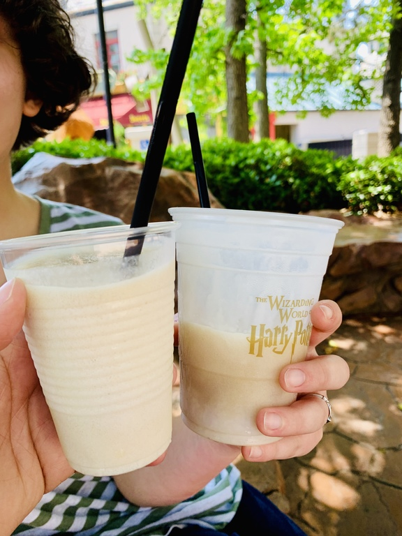 Universal Studios Hollywood Butterbeer