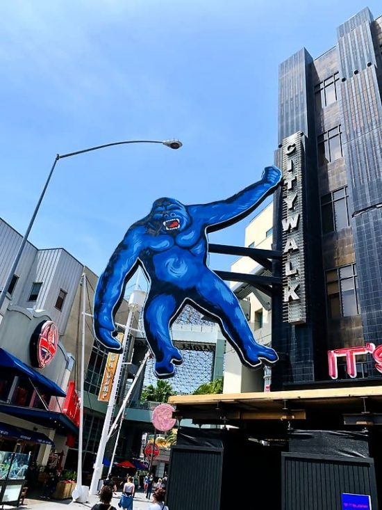 Universal CityWalk Hollywood how to do Universal Studios Hollywood in one day
