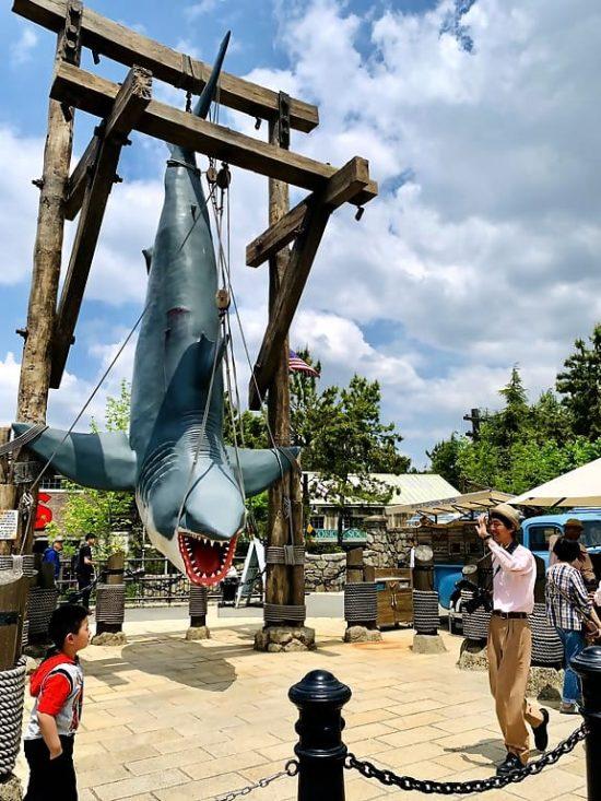 Universal Studios Japan Jaws