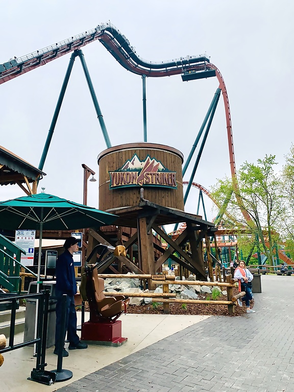 Our 2019 Ride & Roller Coaster Bucket List