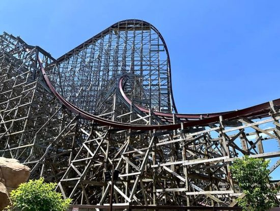 Cedar Point Steel Vengeance