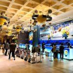 Universal Port Hotel Lobby Minions