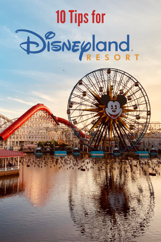 Pinterest 10 Tips for Disneyland