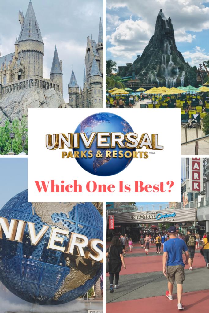 Universal Studios Hollywood Universal Studios Japan Universal Orlando Resort