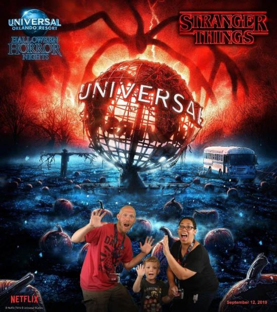 Halloween Horror Nights 2019