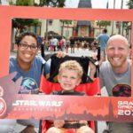Star Wars Galaxy's Edge Grand Opening 2019 Picture Frame Hollywood Studios Walt Disney World
