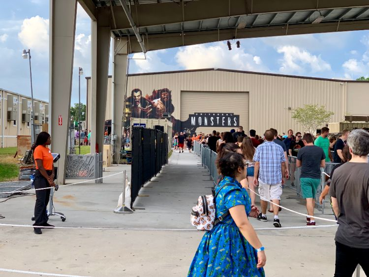 Universal Monsters Halloween Horror Nights 2019