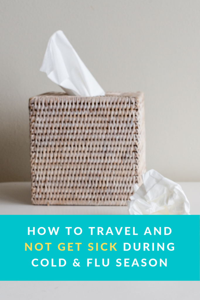 Cold & Flu Season Travel Pinterest
