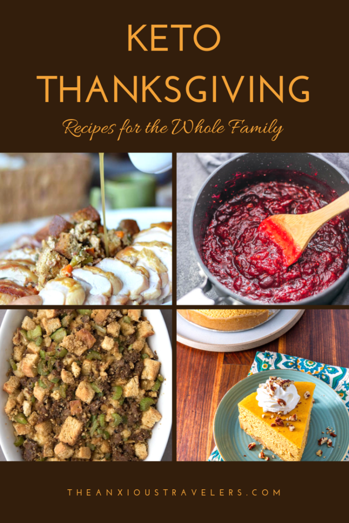 Keto Thanksgiving Pinterest
