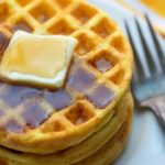 Keto Chaffle Waffle