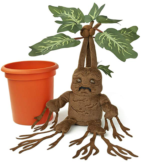 Harry Potter Electronic Plush Mandrake Toy