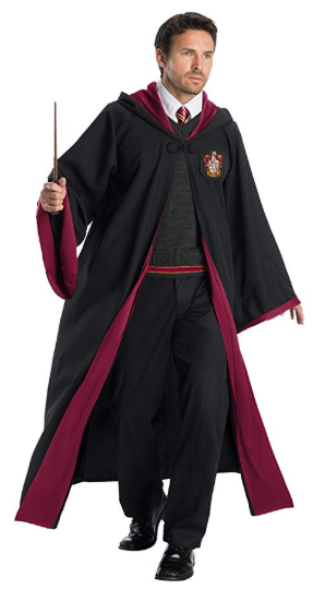 Harry Potter Gryffindor Student Adult Robe