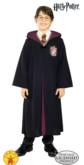 Harry Potter Gryffindor Student Child Robe