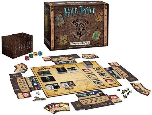 Harry Potter Hogwarts Battle Cooperative Card Game