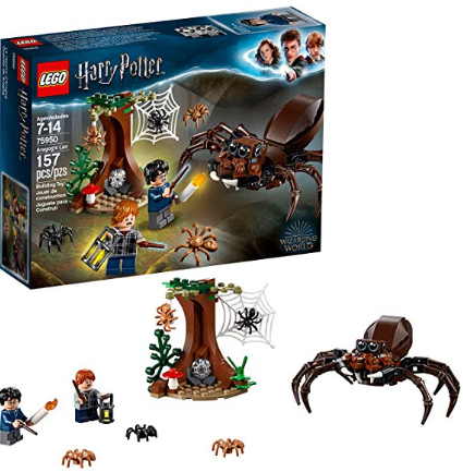 Harry Potter Lego Aragog's Lair