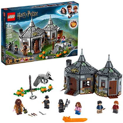 Harry Potter Lego Hagrid's Hut