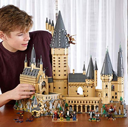 Harry Potter Lego Hogwarts Castle TOTY