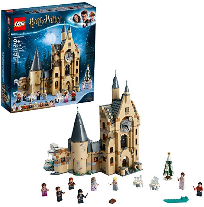 Harry Potter Lego Hogwarts Clock Tower