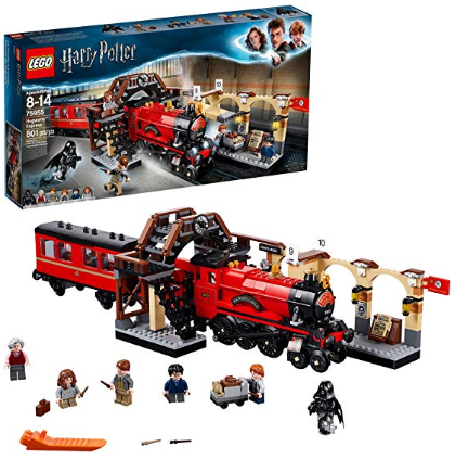 Harry Potter Lego Hogwarts Express