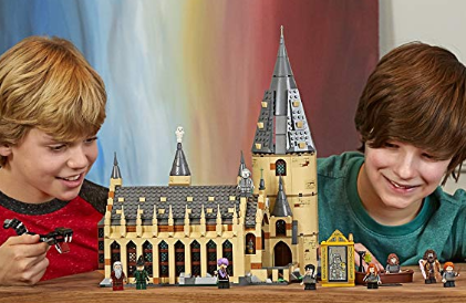 Harry Potter Lego Hogwarts Great Hall