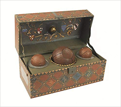 Harry Potter Replica Quidditch Set