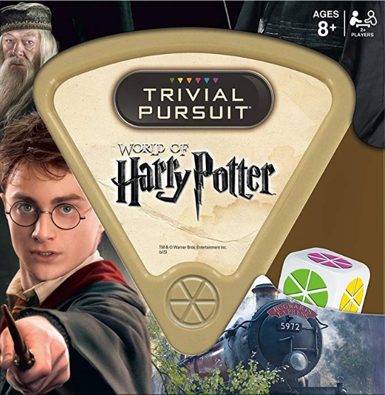 Harry Potter Trivial Pursuit Quickplay Edition