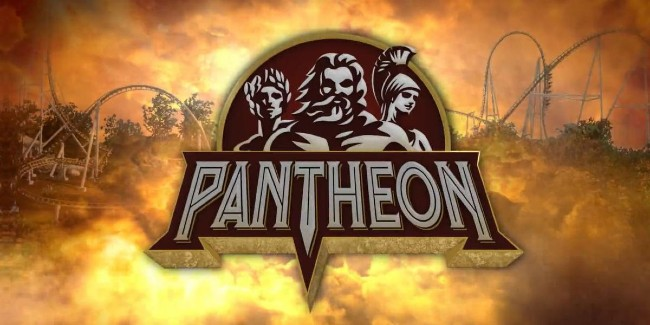 Pantheon Busch Gardens Williamsburg World's Fastest Multi-Launch Coaster