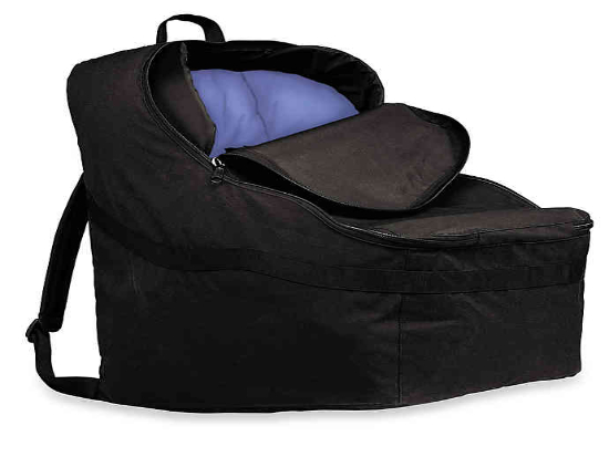 Car Seat Backpack Bag