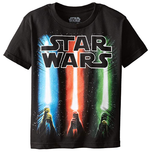 Childrens Star Wars Shirt
