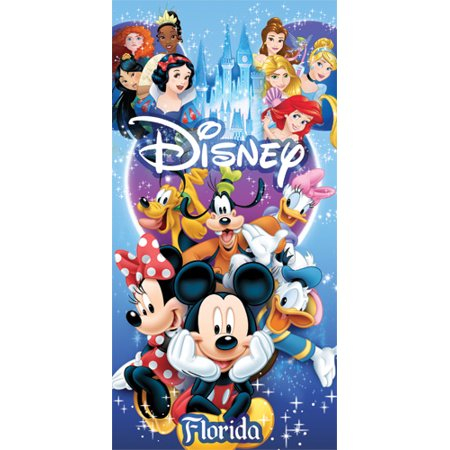 Disney Beach Towel Disney Packing List
