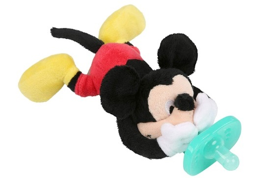 Mickey Mouse Pacifier
