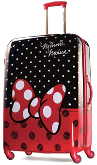 Disney Packing List Minnie Mouse Suitcase