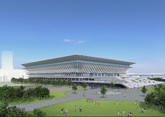 Olympic Aquatics Center