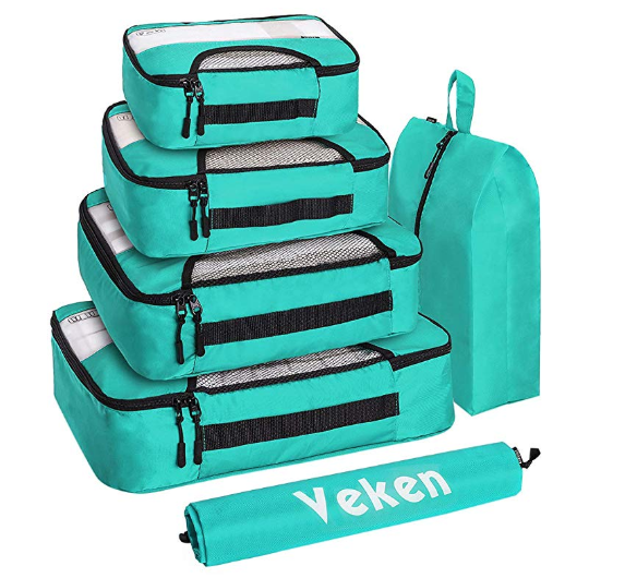 Veken Packing Cubes