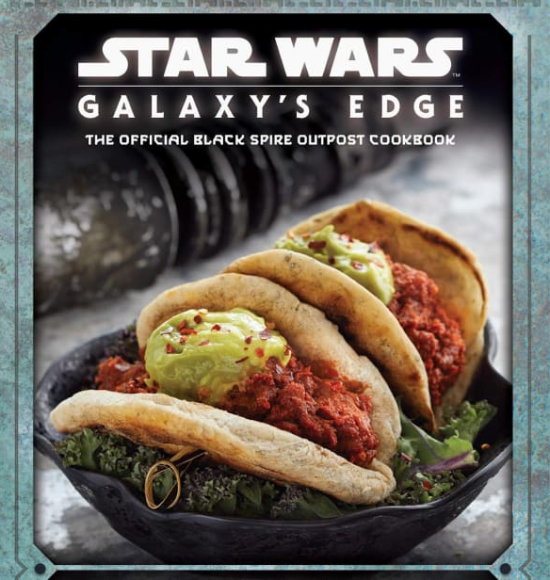 Star Wars Cookbook Disney Packing List