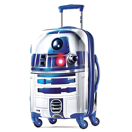 Star Wars Suitcase Disney Packing List