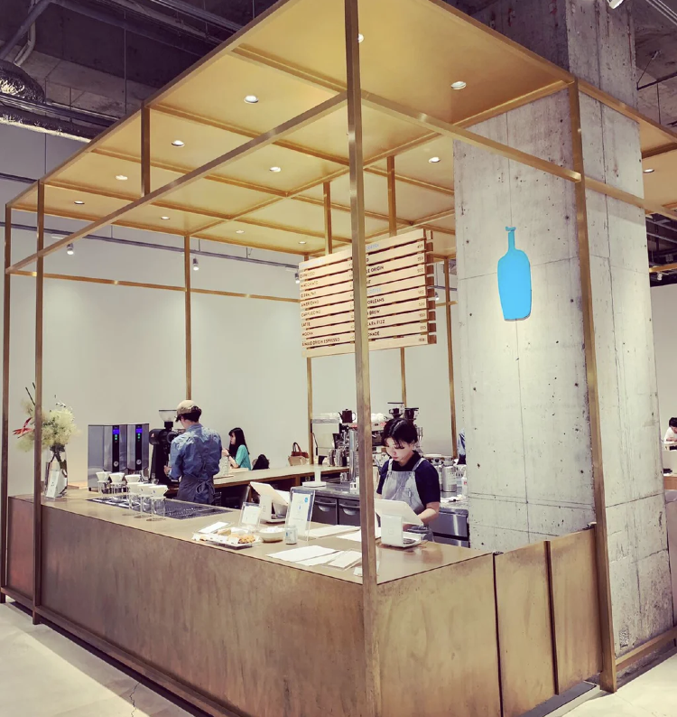 blue bottle coffee Must-Eat Foods in Kobe