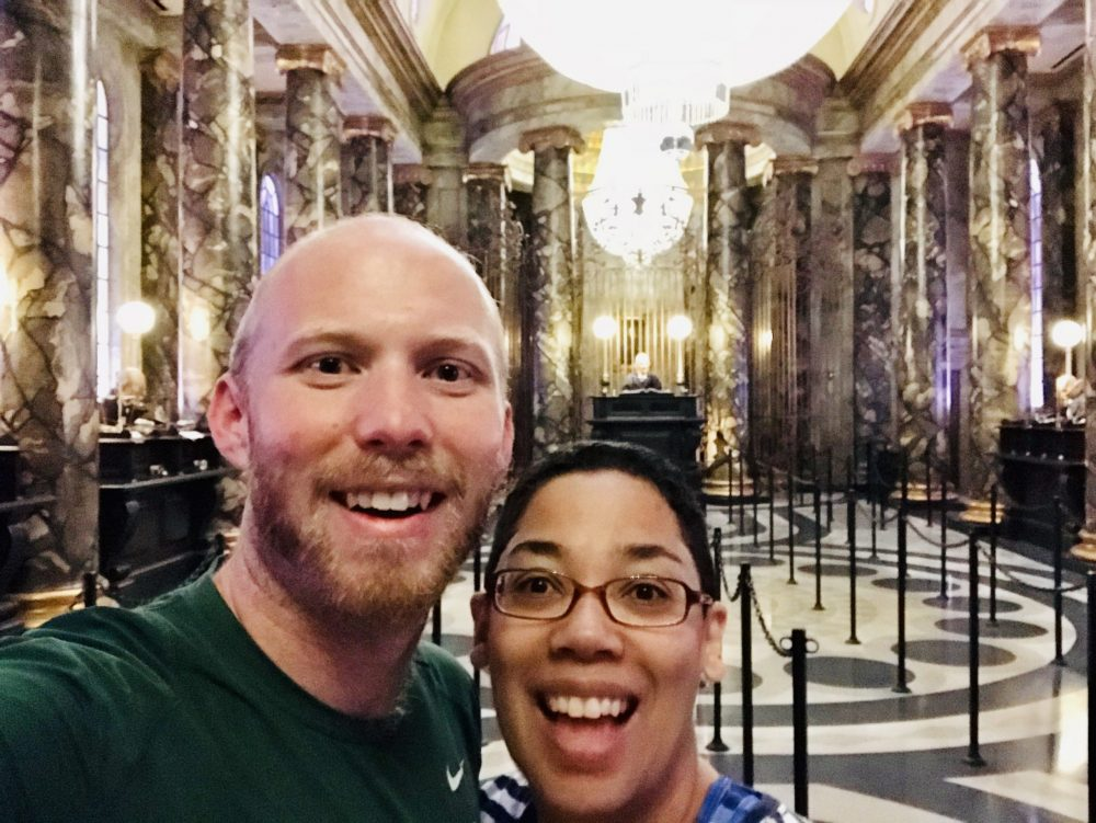 How Scary Is Harry Potter and the Escape From Gringotts?
